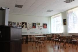 Залы экспозиции